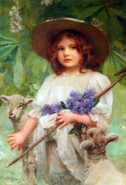 عکس نقاشی دخترانه فانتزی خاص