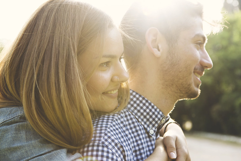 عکس عاشقانه دختر و پسر جدید