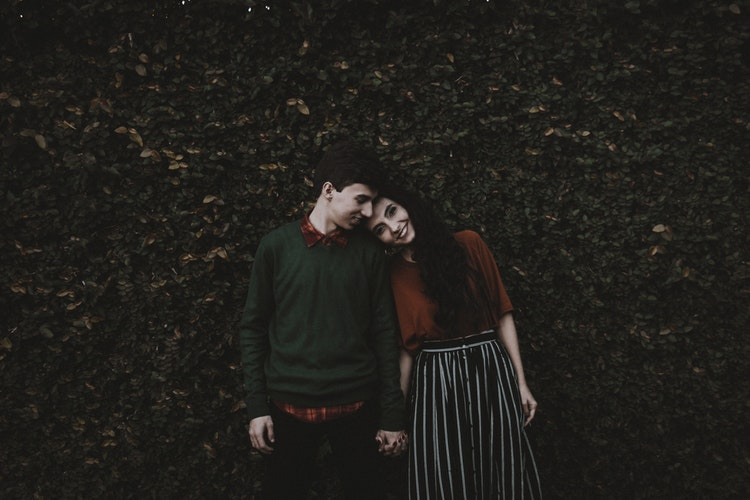 عکس عاشقانه دختر و پسر فانتزی