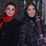 عکس متین ستوده و سیما خزرآبادی