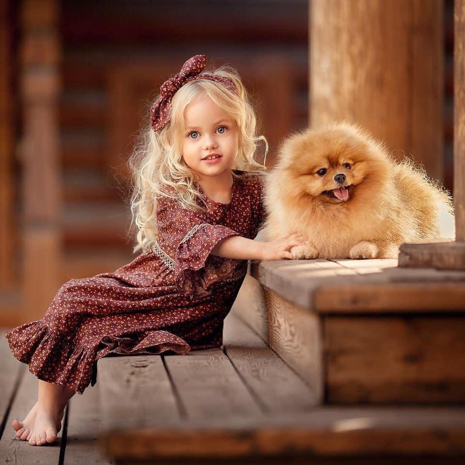 عکس دختر بهچه خوشگل برای پروفایل