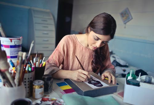 افزایش تمرکز با نقاشی