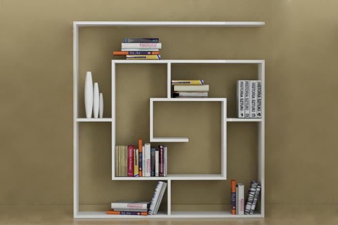 جدیدترین مدل قفسه کتاب