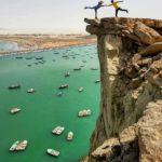 عکس هنری در سواحل جابهار