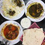 عکس غذای محلی در چابهار