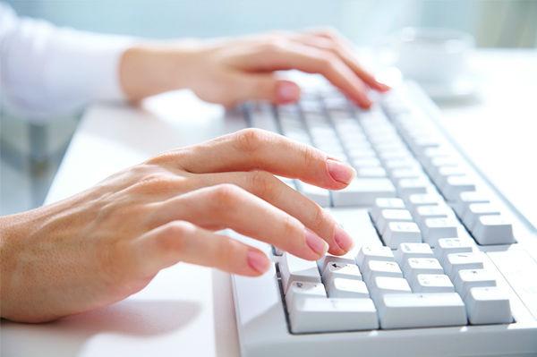 دردسرهای چپ دست ها: استفاده از صفحه کلید کیبورد