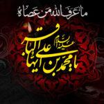 عکس نوشته شهادت امام محمد باقر(ع)