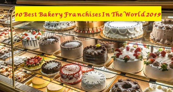 10 بهترین شیرینی فروشی زنجیره ای دنیا