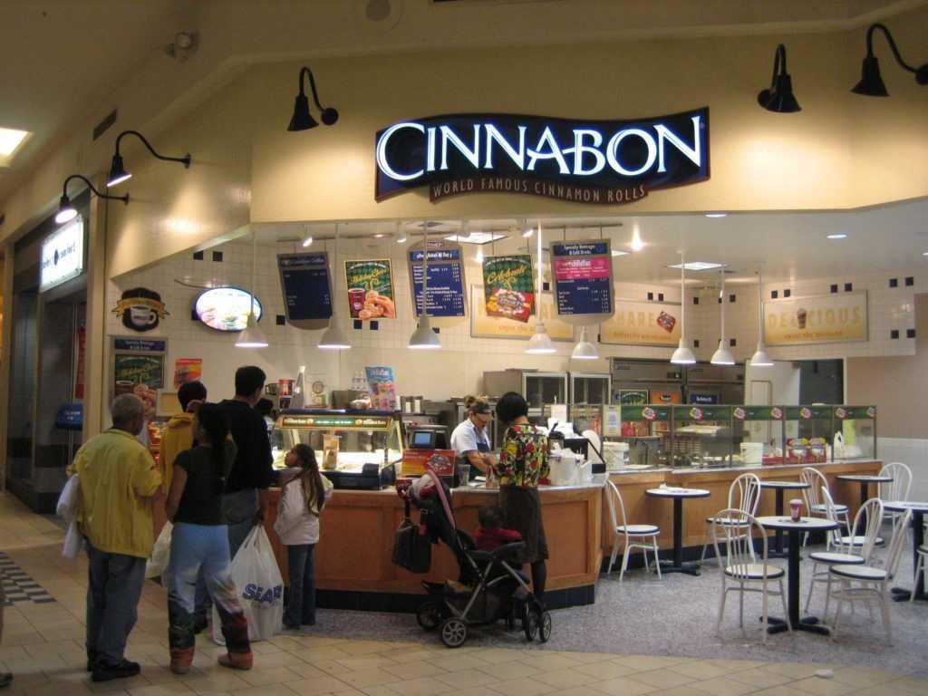 معروف ترین قنادی و شیرینی پزی های فرانچایز جهان: Cinnabon