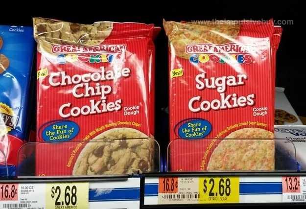 بهترین شیرینی فروشی های فرانچایز دنیا: Great American Cookies
