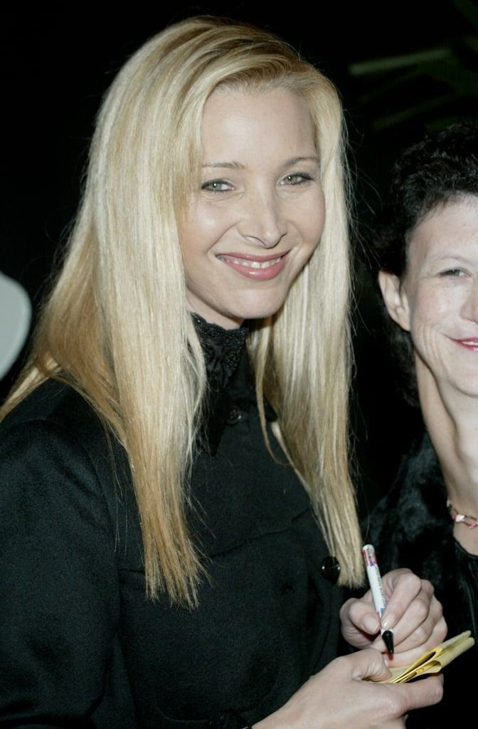 لیزا کودرو (Lisa Kudrow) چپ دست است