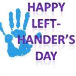 عکس برای تبریک روز چپ دست ها