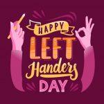 عکس تبریک روز چپ دست ها