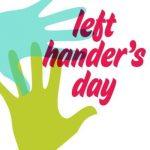 عکس نوشته تبریک روز جهانی چپ دست ها