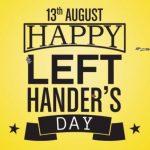 عکس تبریک روز جهانی چپ دست