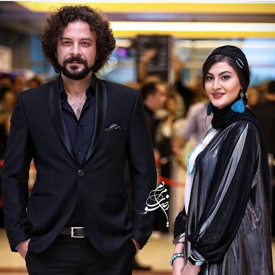 عکس های بازیگران در جشن حافظ امسال