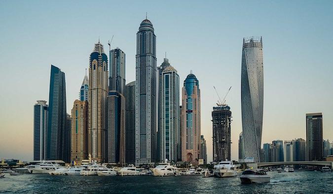 قوانین دبی برای توریست ها در 10 مورد آسان تر از قبل شد