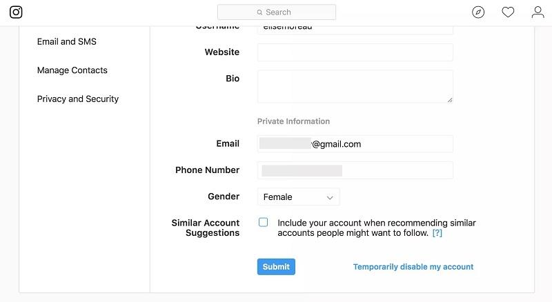 چگونه پیشنهاد فالو در اینستاگرام را حذف کنیم