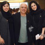عکس بازیگران در مراسم جشن حافظ امسال