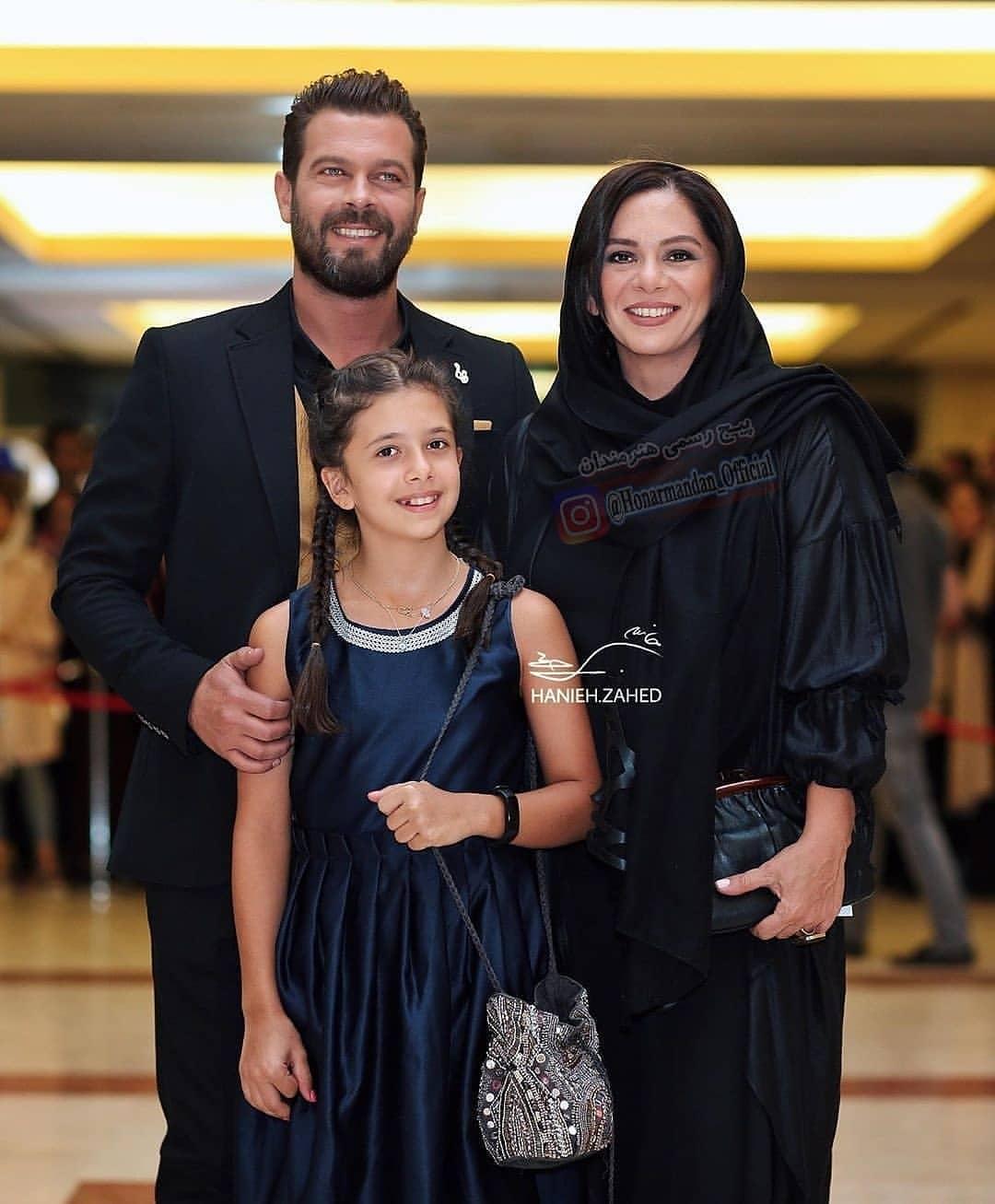 عکس های بازیگران در نوزدهمین جشن حافظ