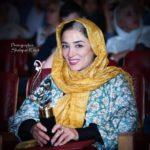 پانته آپناهی ها در مراسم جشن حافظ