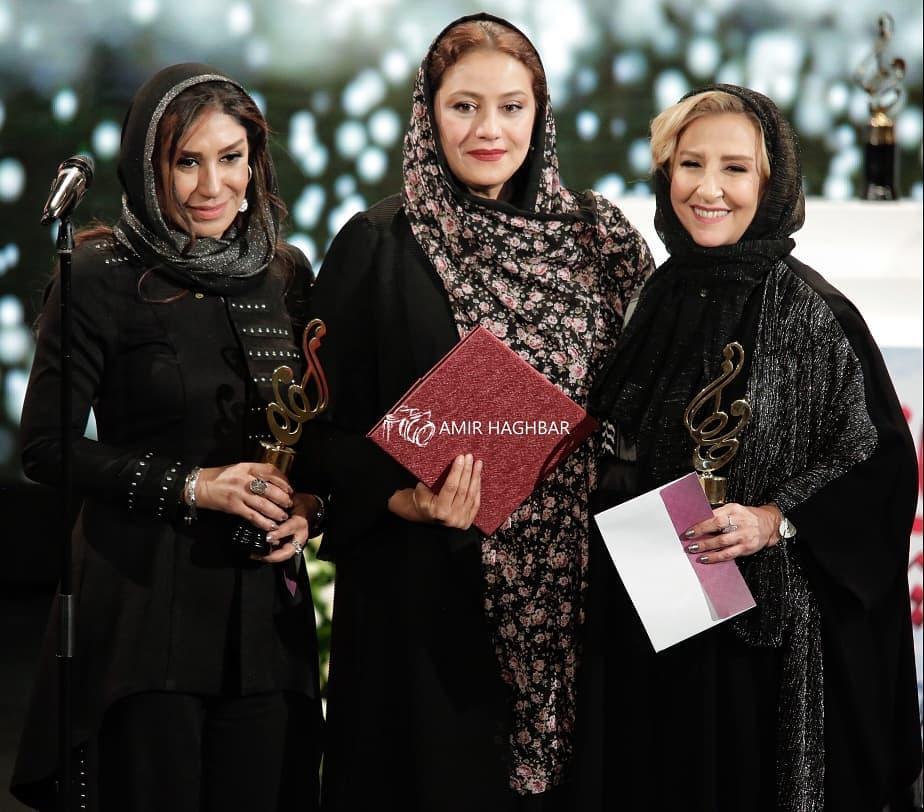 عکس های جشن حافظ نوزدهمین دوره