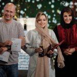 عکس برندگان جشن حافظ 98