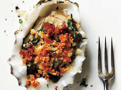 8 غذای مفید برای مبارزه با افسردگی: صدف (Oysters)