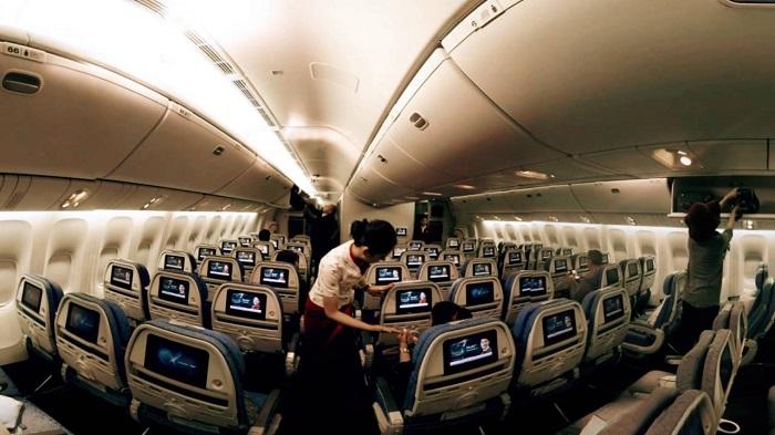 قیمت بلیط هواپیماهای لوکس جهان: ایرلاین کاتای پسیفیک (Cathay Pacific Airways)