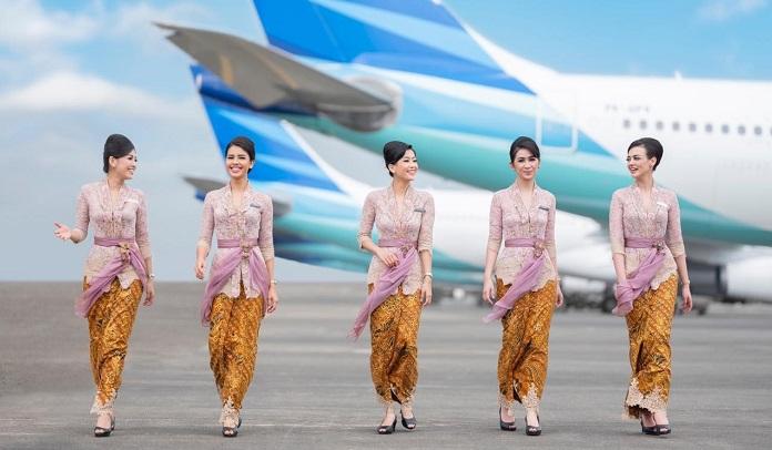 قیمت بلیط هواپیماهای لوکس جهان: گارودا ایندونزیا (Garuda Indonesia)