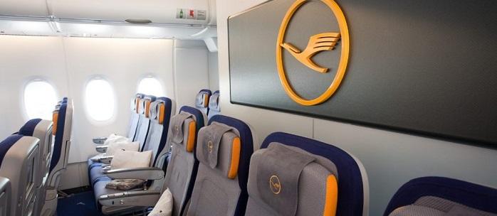 قیمت بلیط هواپیماهای لوکس جهان: ایرلاین لوفت هانزا (Lufthansa)