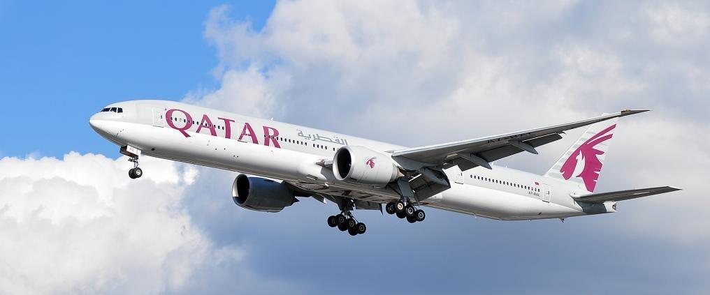 قیمت بلیط هواپیماهای لوکس جهان: ایرلاین قطر ایرویز (Qatar Airways)