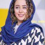 مدل موی الناز حبیبی
