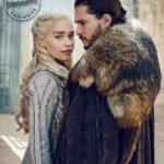امیلیا کلارک در Game Of Trones