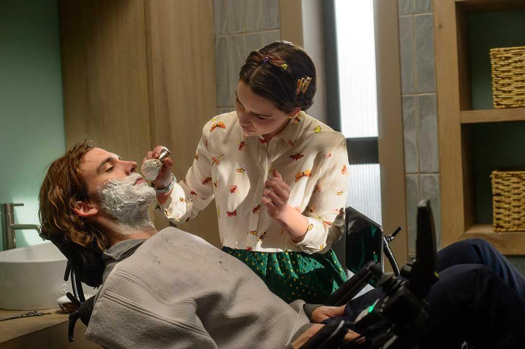 امیلیا کلارک در فیلم من پیش از تو
