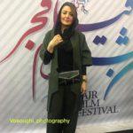 عکس شیلا خداداد در جشنواره فیلم فجر