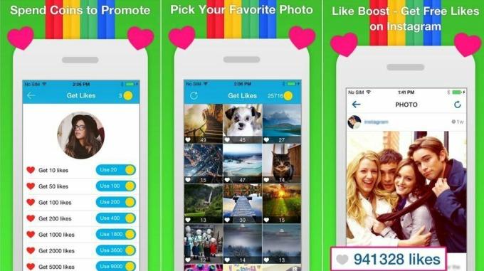 اپلیکیشن افزایش فالوور اینستاگرام Magic Liker