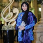 مریم معصومی در جشن حافظ 98