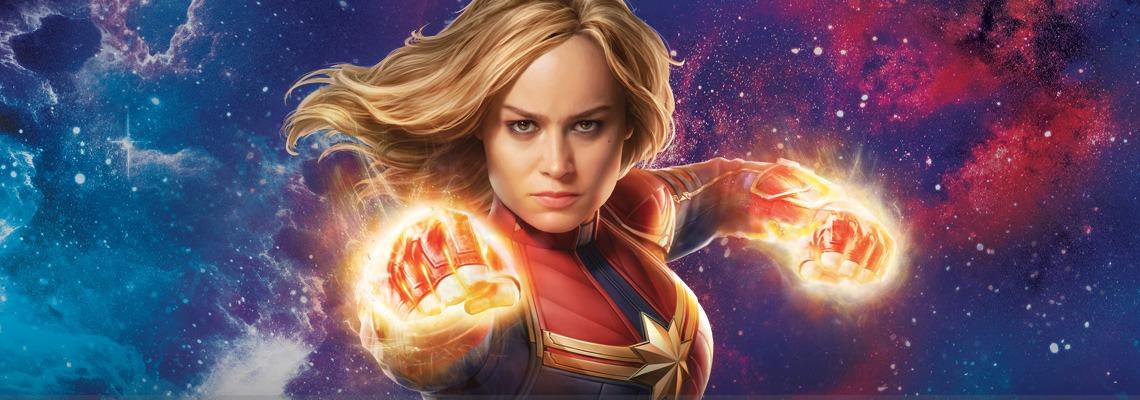 پر فروش ترین فیلم های تاریخ سینما در 3 سال اخیر: کاپیتان مارول