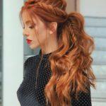 دختران مو قرمز زیبا