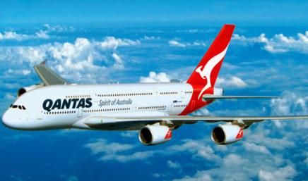 شرکت هواپیمایی قنتاس