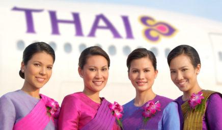 شرکت هواپیمایی تایلند