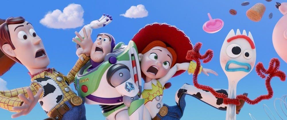 پر فروش ترین فیلم های تاریخ سینمای جهان: داستان اسباب بازی های 4