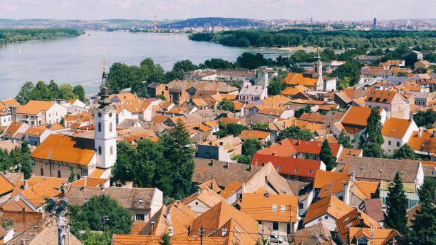 Zemun یکی از دیدنی های شهر بلگراد صربستان