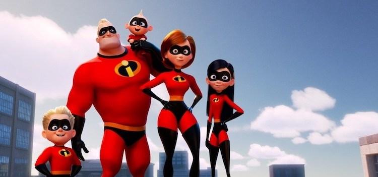 110 فیلم پرفروش سال های اخیر سینمای دنیا: Incredibles 2