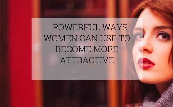 چگونه جذابیت زنانه داشته باشیم؟