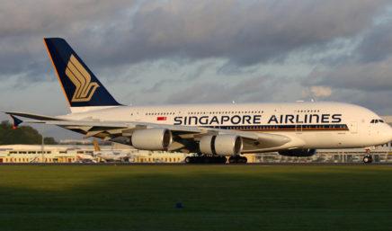 خطوط هوایی سنگاپور