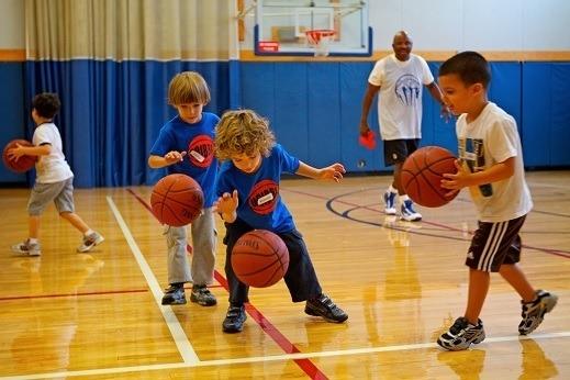 بهترین رشته ورزشی برای کودکان: بسکتبال