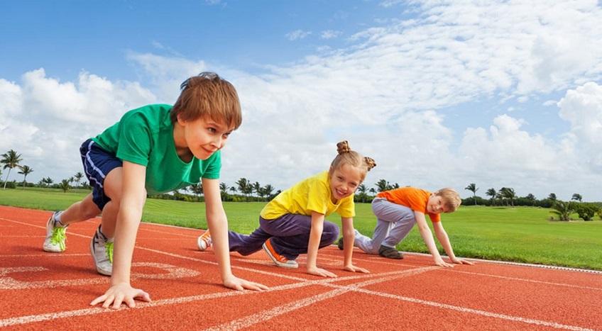 بهترین رشته ورزشی برای کودکان: دو و میدانی