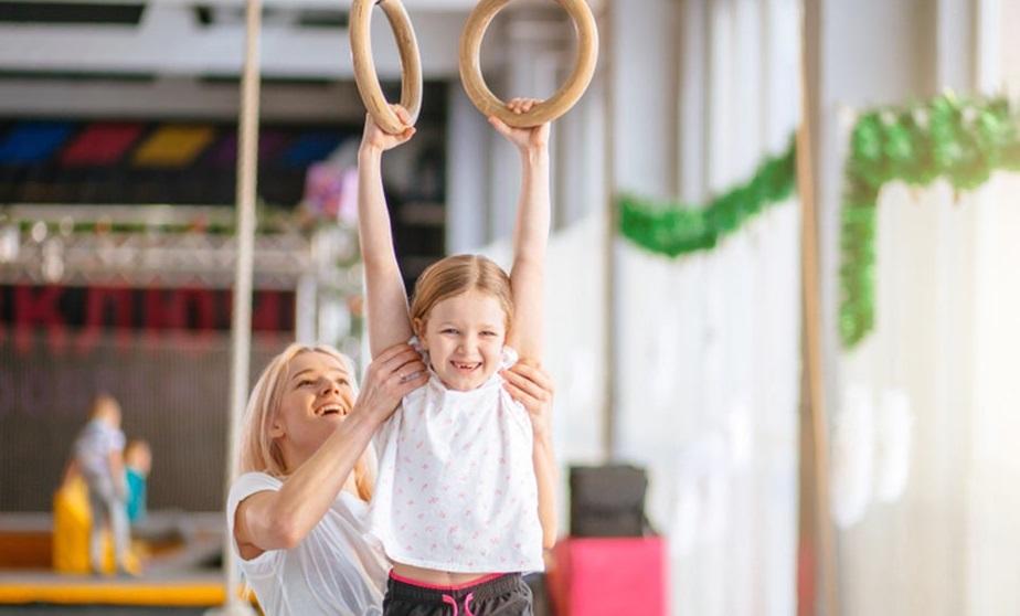 بهترین رشته ورزشی برای کودکان: ژیمناستیک